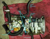 Annotated Throttle Body