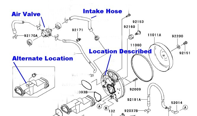 Reed Valve Disabling Instructions  Stop The Pop